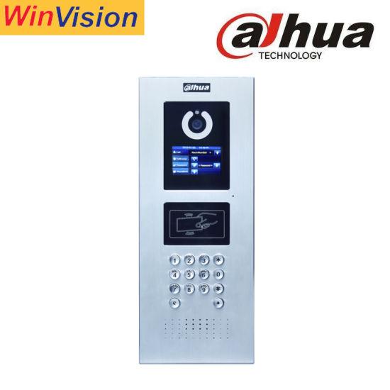 Dahua Vto1220A Building Doorphone Outdoor Unit Apartment Entry Door Phone Intercom System