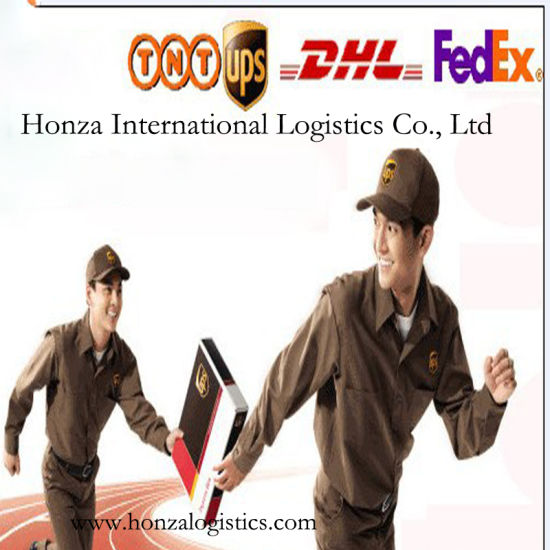 DHL FedEx UPS TNT Express From Shanghai to Yemen pictures & photos