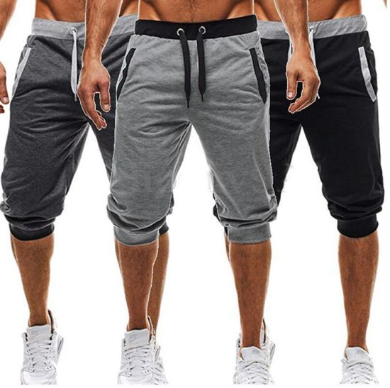 4d045af4c05968 China Men′s Waist Harem Training Jogger Sport Short Baggy Pants ...