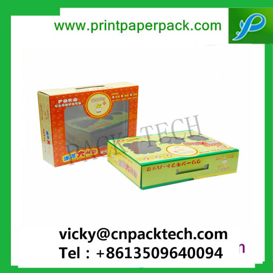 Custom Rigid Cardboard PVC Window Cosmetic Perfume Packaging Paper Boxes Baby Care Product Packaging Perfume Packaging Box Makeup Box