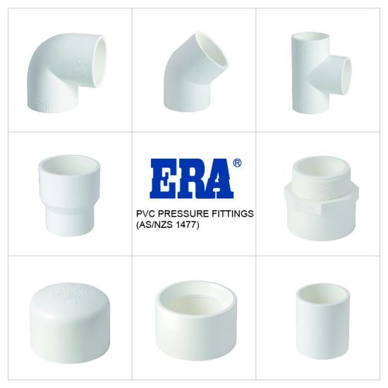 2bbce59cb832 Era Piping Systems PVC Pipe Fitting, Coupling (AS/NZS1477) Watermark