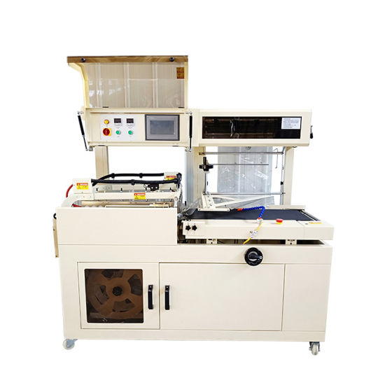 Automatic and Semi Automatic L Bar Sealer Egg Tray Box Shrink Wrapping Packing Machine