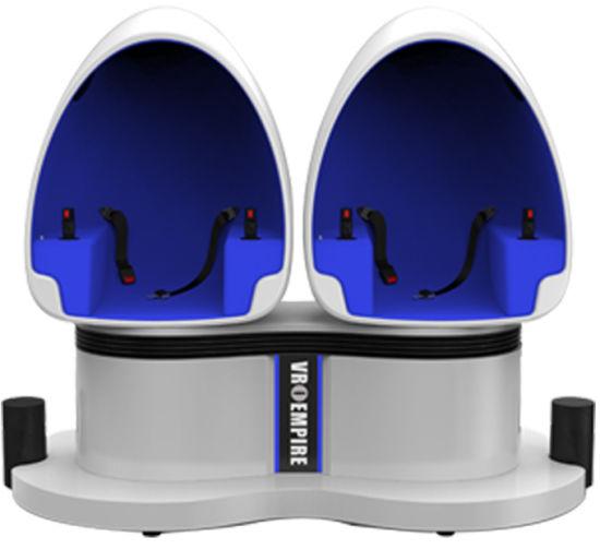 12a408a120d China Double 9d Egg Vr Seats Virtual Reality Cinema Games Simulator ...