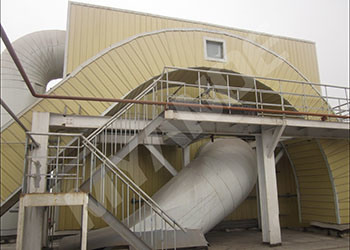 200t/D to 4, 000t/D Wheat Starch Turnkey Complete Production Line