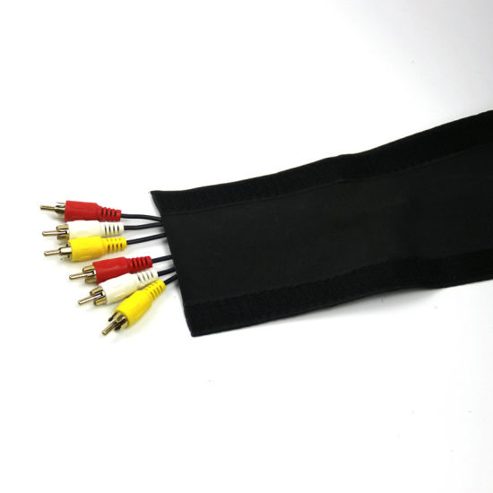 China Cable Management Cable Wraps for Home Networking ... on