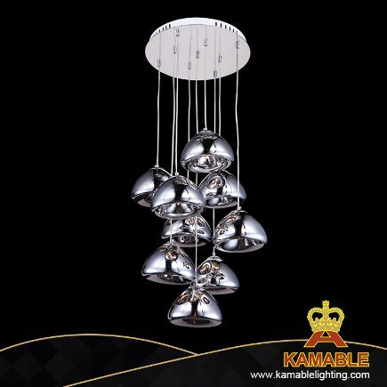 Decorative Ceiling Pendant Lamp (MD4124R-6CH) pictures & photos