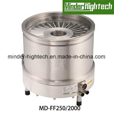 Grease Lubricated Vacuum Molecular Pump-MD-FF250/2000