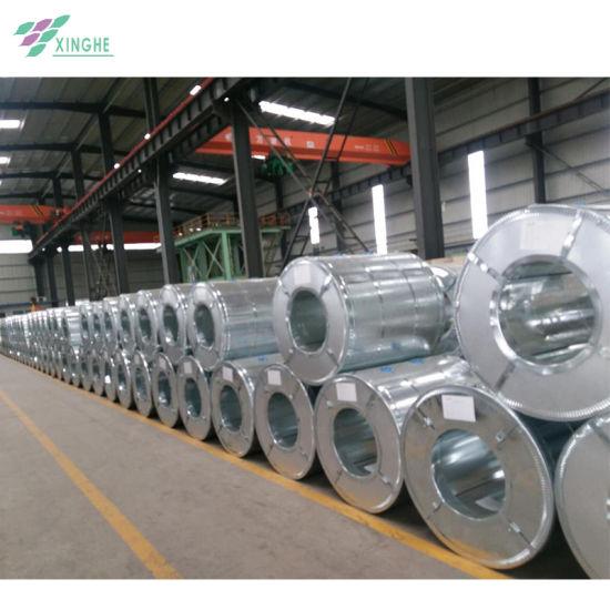 Galvanized Steel Sheet in Coil / Steel Sheet Galvanised Sheet Gi Coil
