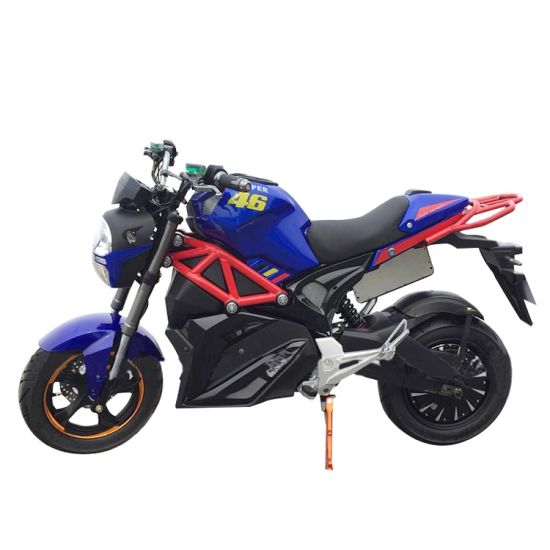 Monster Electric Motorcycle Fast Sd Long Range