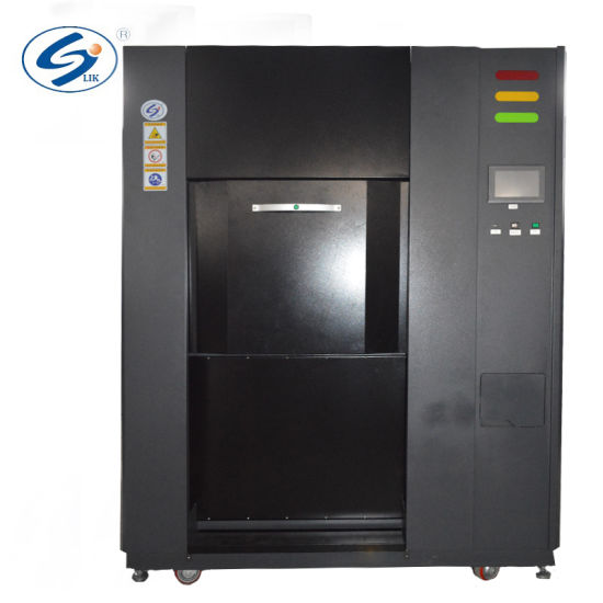 Thermal Impact High Low Temperature Shock Test Chamber