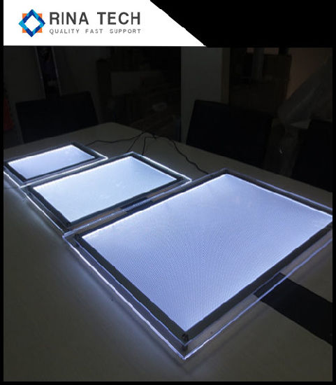 China Light Guide Plate Display/LED Backlight Diffuser Sheet