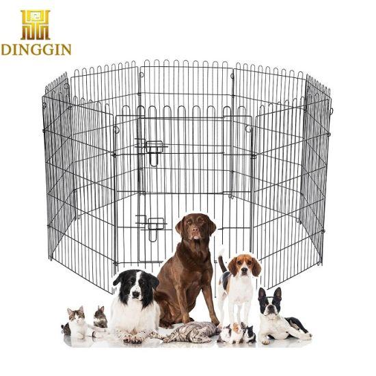 China Animal Show Pet Dog Run Cage China Dog Cage Dog House