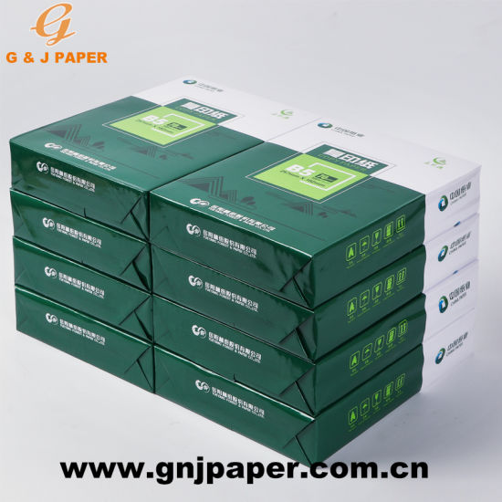 Wholesale Top Quality A4 80g Copier Paper of China Suppliers