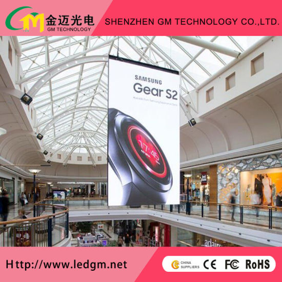 GM 5mm Pixel Pitch Full Color LED Display Video Wall for Indoor Fixed Purpose
