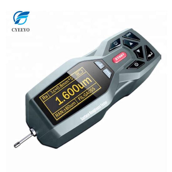 Plastic Surface Measure Measuring Roughness Gauge Tester Test Teste Instruments