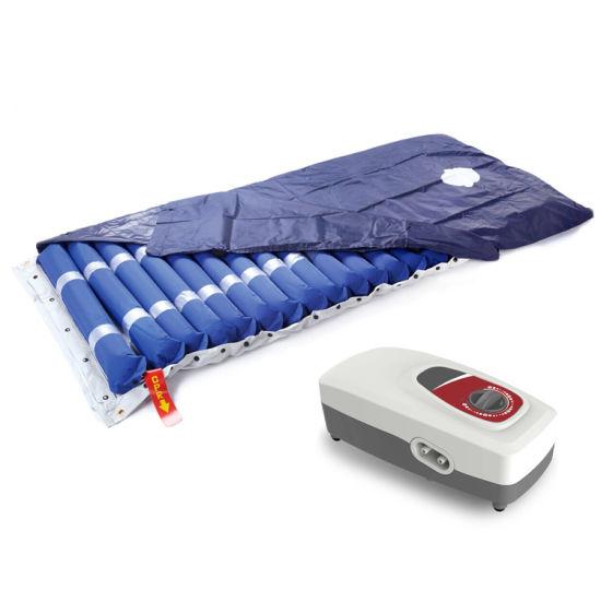 Anti Bedsore & Anti Decubitus Alternating Pressure Medical Tubular Air Mattress