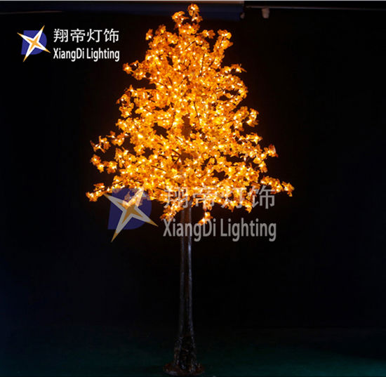 3m decorative lighted tree 30cm led meteor shower rain tube lights for christmas holiday