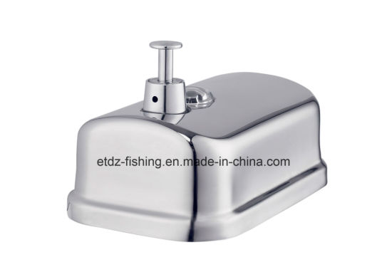 Bathroom Accessories Toilet Fitting Stainless Steel Soap Dispenser