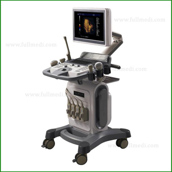 FM-580c Full Digital 4D Color Doppler Ultrasound Equipment Use in Gynecologic Examination pictures & photos