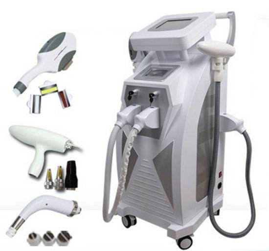3in1 IPL ND YAG Laser RF Beauty Machine