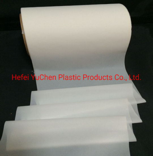 Breathable Diapers/Sanitary Napkin/Underpad Back Sheet PE Film Material pictures & photos
