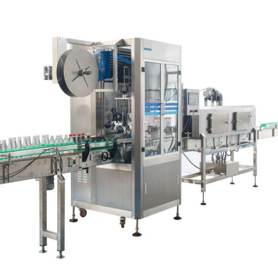 Automatic Customized Sleeve Shrink Label Machine