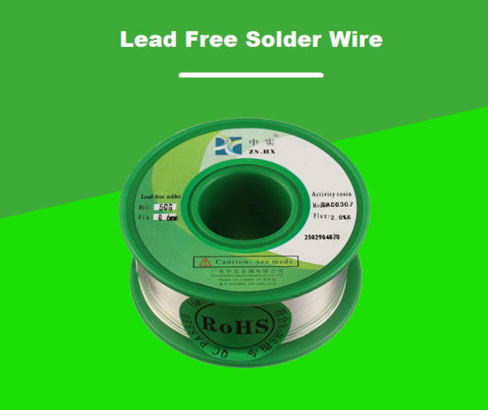 Flux Cored Hardfacing Solder Wire Welding Material pictures & photos