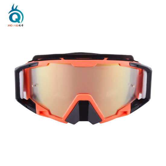 Tear off Racing Sport Googles Custom Mx Motorcycle Motocross Goggles