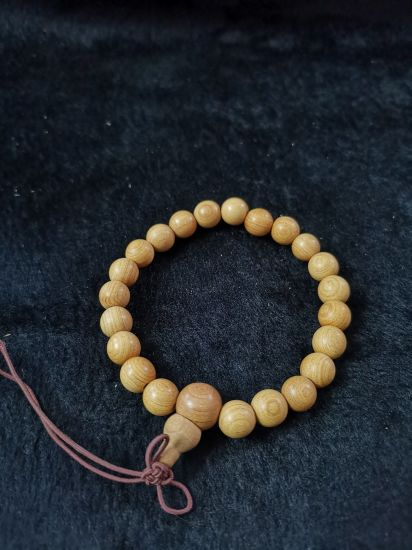 Fashion Custom China Style Stretch Bracelet Buddha Australian Sandalwood Beads