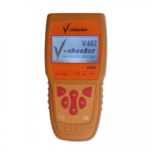 V-Checker V402 VAG Oil Reset