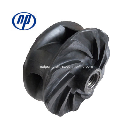 Neoprene Rubber Slurry Pump Parts