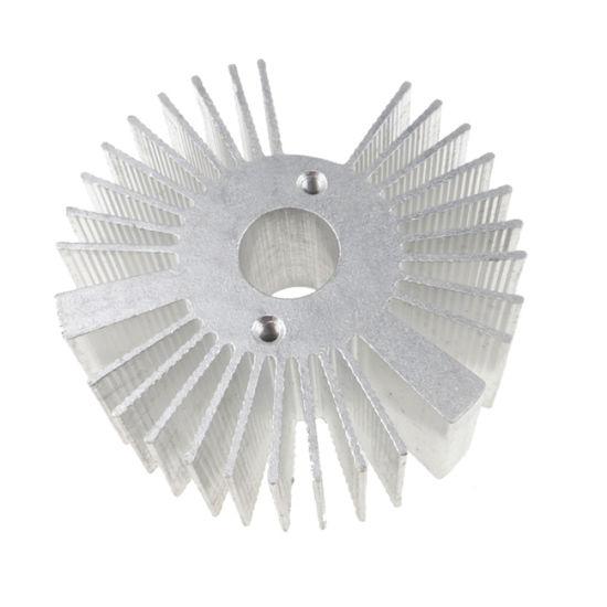 Custom Round Aluminum Heat Sink LED Heatsinks/ Coolers/ Radiators