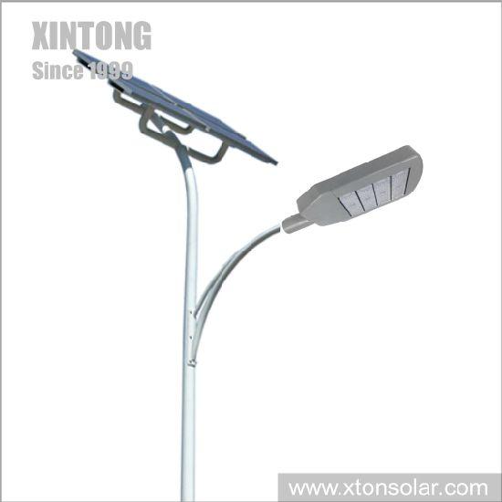 101watt 200lumen/W Outdoor Modular LED Solar Street Light 6m