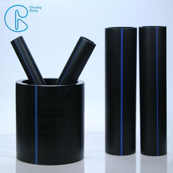Plastic HDPE PE Pipes for Water and Gas Supply