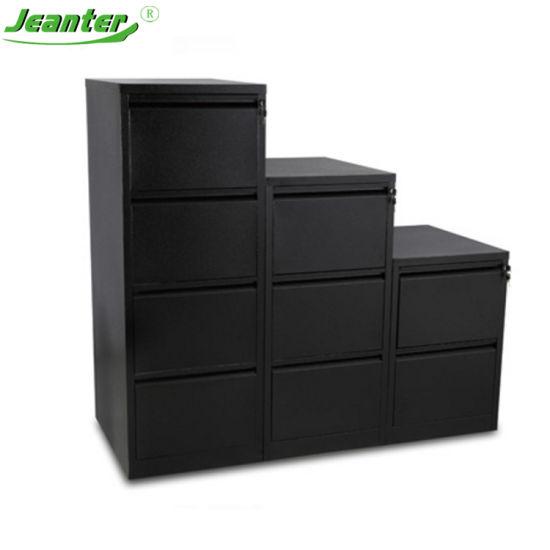 Office Furniture 2 Drawer 3 Drawer 4 Drawer Vertical Filing Cabinet