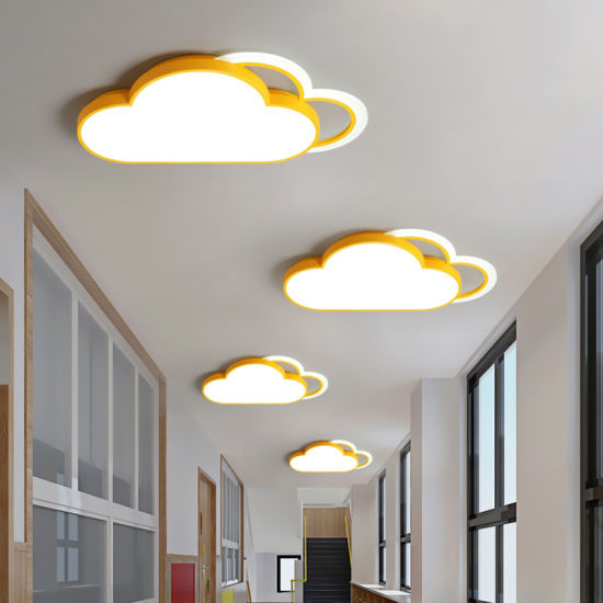 Cloud Cute Style Led Ceiling Lighting