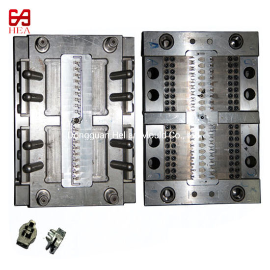Helian Spring Lock Zipper Slider Die Casting Molds pictures & photos