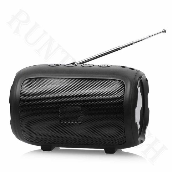 CH07 Customized OEM Bass Bluetooth Speaker with Colorful LED Light