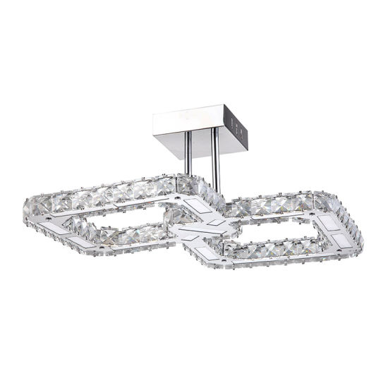 K9 Crystal Ceiling Light Modern lighting for Living Room Decoration