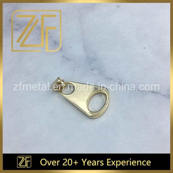 Factory Wholesale Zipper Puller for Bags/Garment/ Shoes