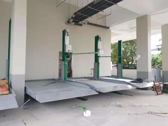 Two Post Car Parking Lift From China Manufacturer