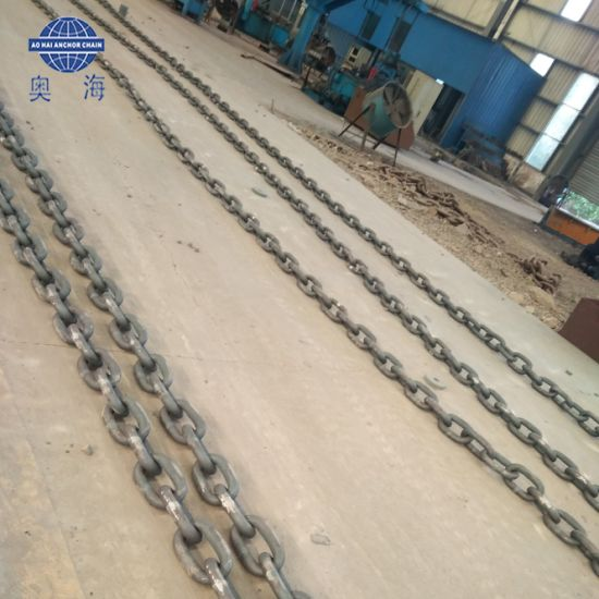 Professional Hoist Load Marine Anchor Chain for Wholesales with Iacs Certificate