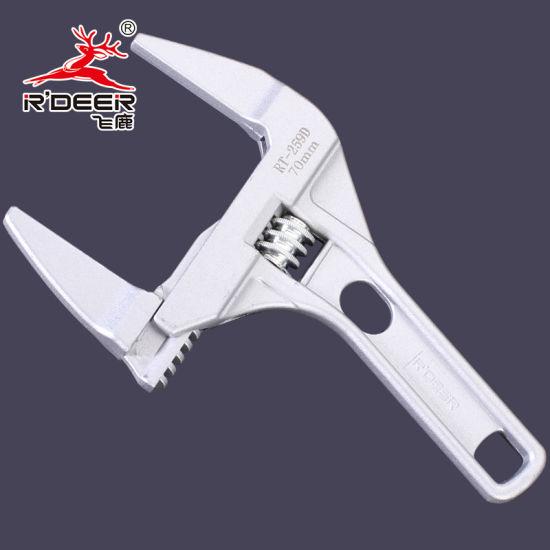 Bottle Opener /& Hammer Miniature Tool Kit 8 pieces including Adjustable Spanner