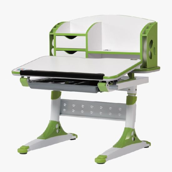 E1 Standard Wooden Study Table Children Drawing Desk And Chair Set