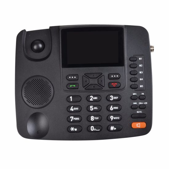 1 Year Warranty 2g Wireless Phone Dual SIM GSM Fwp G659 Supports Strong Reception Antenna