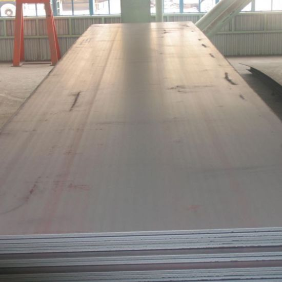 High Strength Hot Rolled ABS Grade Ship Marine Shipbuilding Steel Plate
