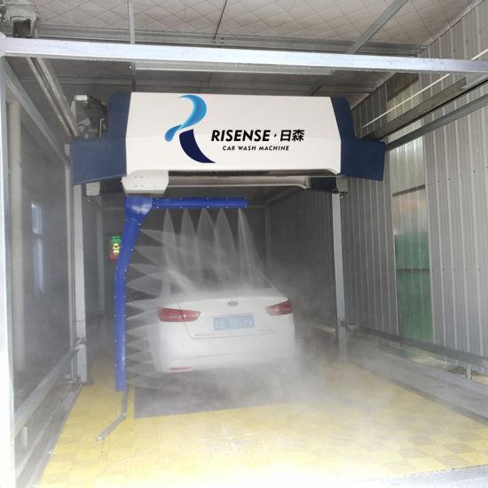 Risense HP-360 Automatic Brushless Touchless Car Washer