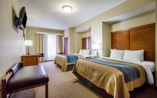 Wholesale Chinese Comfort Inn Hotel Bedroom Modern MDF Wood Furniture