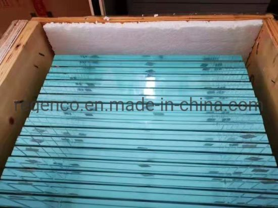 China Supplier 5-12 mm Extra Ultra Clear Glass for Decoration Office Curtain Wall