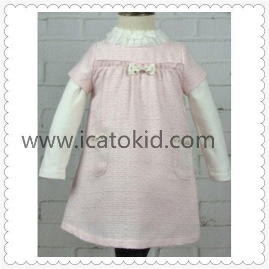 Kids Designer Clothing   China Winter Designer Dress Children Baby Kids Clothing For Autumn